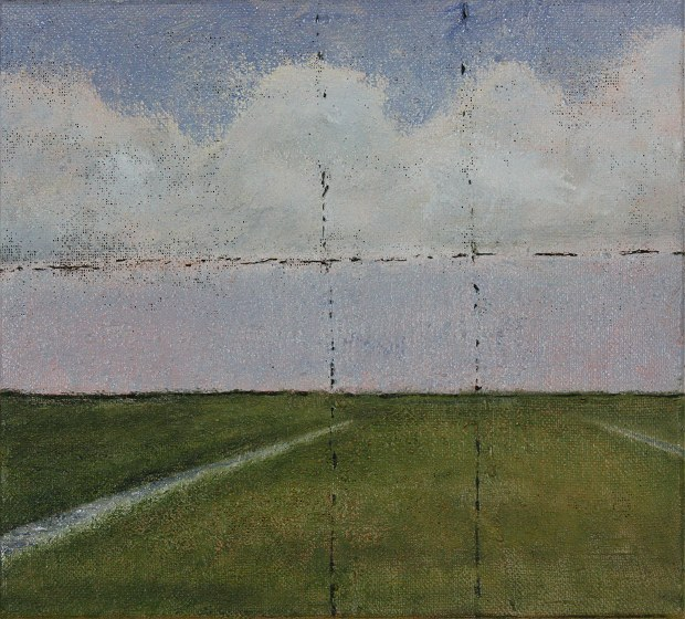 Francoise Stoop - Compositie in Landschap